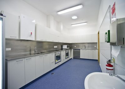 Kitchen Catering Facilities