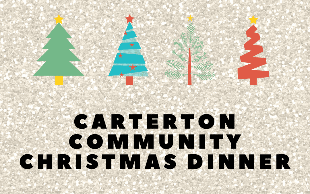 Carterton Community Christmas Dinner – Wednesday 25 December
