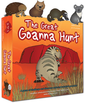 The Great Goanna Hunt