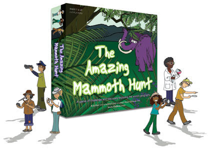 The Amazing Mammoth Hunt