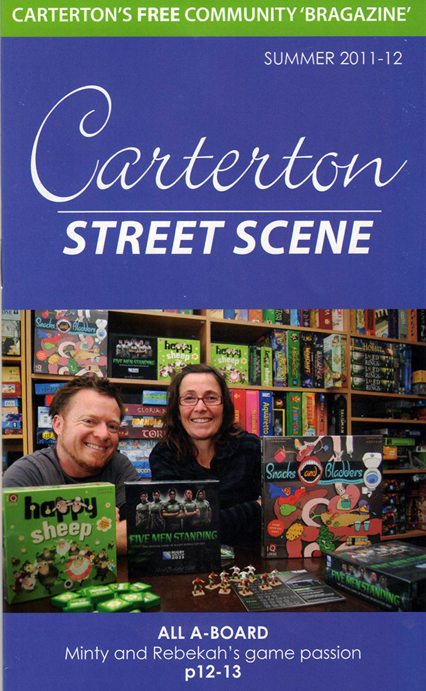 Carterton Streetscene Summer 2012- minty, bek and Nectarine