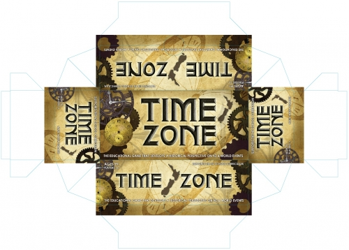Timezone - Steampunk version