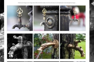 Spouts And Spigots Showcase - Website By Nectarine