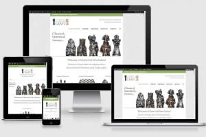 Chess Craft Chess Sets - Responsive Website By Nectarine
