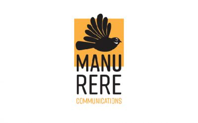 Manu Rere Communications : Logo
