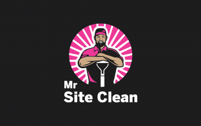 Mr Site Clean : Logo